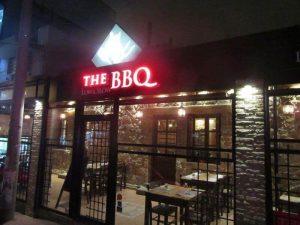 Πως φέρνεις πελάτες σε νέο εστιατόριο ποιοτικού φαγητού... The BBQ!